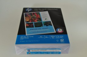 HP All in One Printing Papier