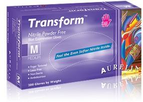 Aurelia® Transform Handschuhe Nitril soft (VE = 200 Stück/Box)