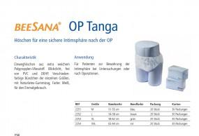 OP-Tanga Einweg-Slip von Beesana® (VE = 20 Stück)