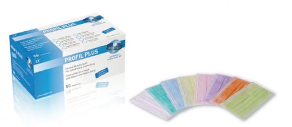 Unigloves Mundschutz Dentalmaske farbig