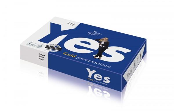 Yes Gold presentation