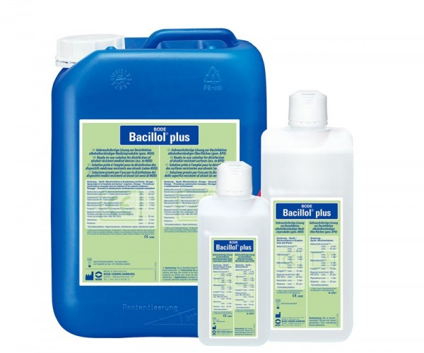 Bacillol® plus