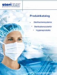 Katalog stericlin Sterilbarrieresysteme