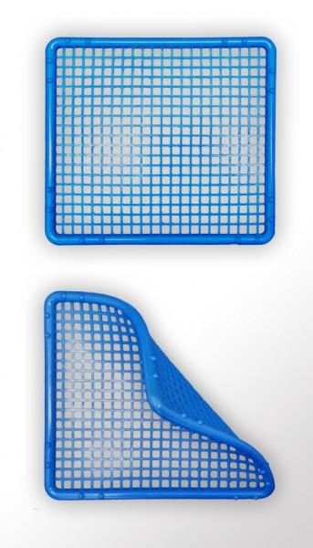 Silikongitterabdeckung 1/2 für Siebkörbe (VE 1 Stück)