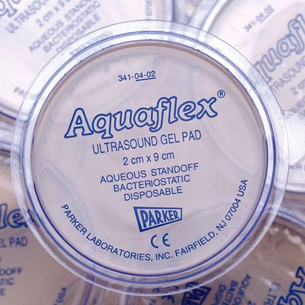 Aquaflex® Ultraschall Gel Pads, Parker, 6 Stück