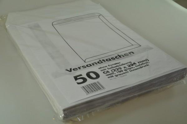 Versandtasche C4 sk oF, 50er