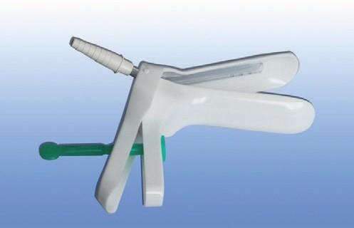 Vaginal Spekulum SPECUVAG AS L30 mit Adapter