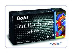 Aurelia® Bold™ Handschuhe Nitril schwarz