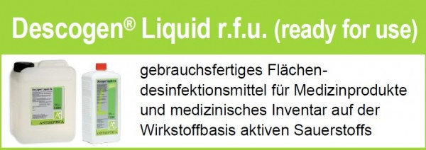 Descogen Liquid r.f.u gebrauchsfertig,