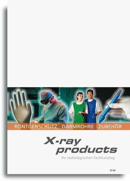 Katalog X-ray Röntgen Produkte