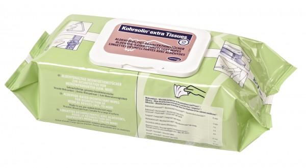 Kohrsolin® extra Tissues Flowpack