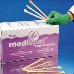 Medispat® Cervix Clean Abstrichspatel