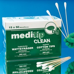 Meditip Clean Watteträger Big