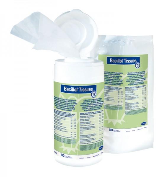 Bacillol Tissue