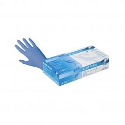 Blue Pearl Nitril Handschuhe Box a`100 Stück