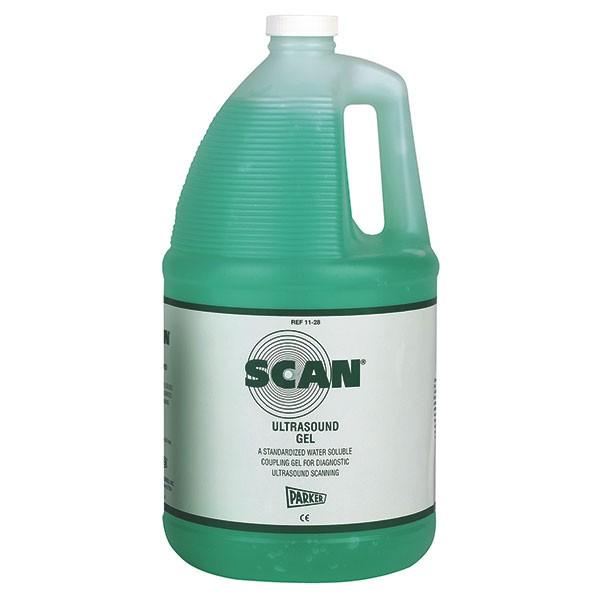 Scan® Ultraschall-Gel, Parker, 3,8 Liter