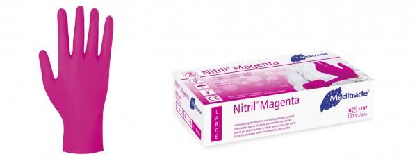 Meditrade Nitril Magenta