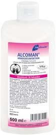 Alcoman Beispielbild - Lieferumfang 500ml
