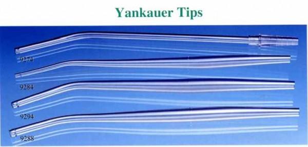 Yankauer Large 8mm CH24 Handgriff Blase