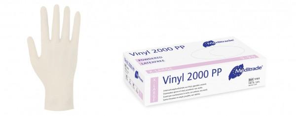 Meditrade Vinyl 2000PP_leicht gepudert