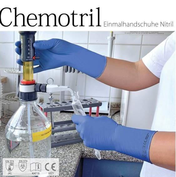 chemotril nitrilhandschuhe