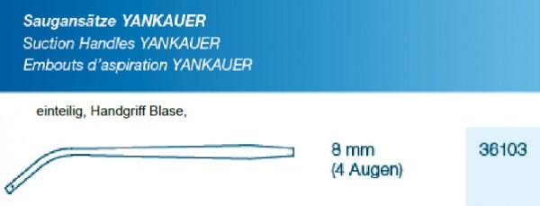 Saugansatz Yankauer Large Typ Blase