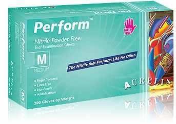 Aurelia® Perform Nitril puderfrei (VE = 200 Stück/Box)