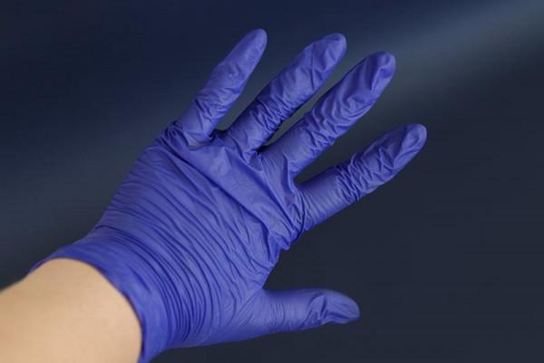 nitrilhandschuhe cobaltblue
