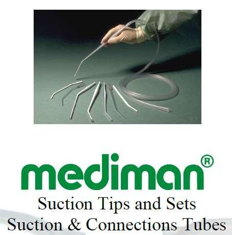 Katalog mediman OP Absaugsysteme und sterile Cover