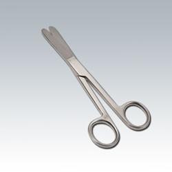 Peha®-instrument Chirurgische Schere stumpf/stumpf, gerade, Einweginstrument steril