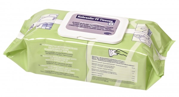 Kohrsolin® FF Tissues Flowpack