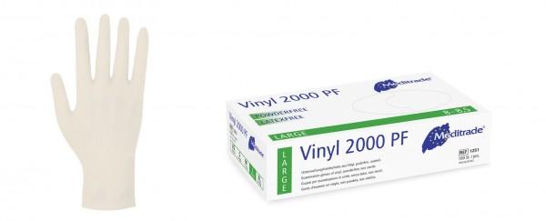 Meditrade Vinyl 2000 puderfrei