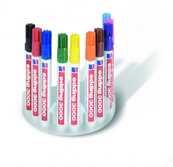 edding 3000 permanent marker