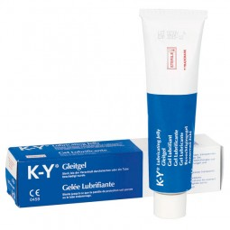 K-Y Gleitgel steril (VE 1 Tube 82 g)