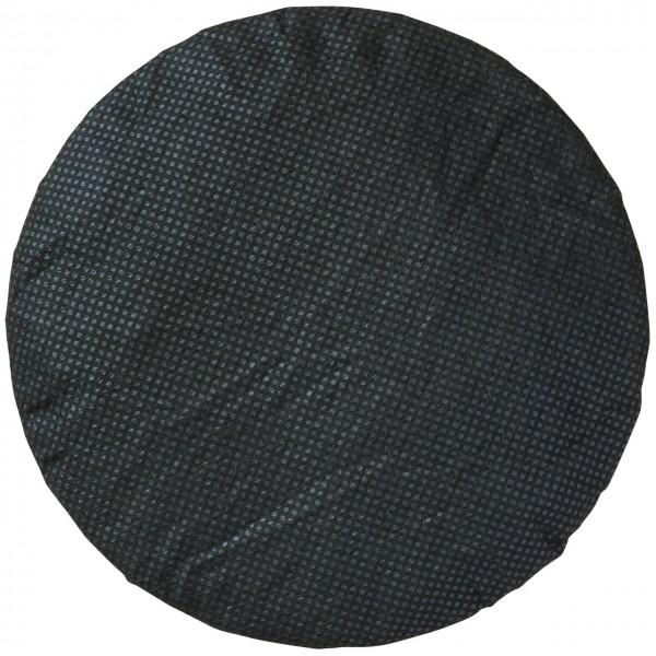 Kopfhörerhygieneschutz 14 cm schwarz