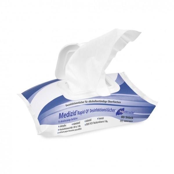 Medizid Rapid QF Flowpack