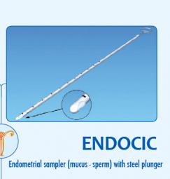 Zytologiebürste für Endométrie ENDOCIC
