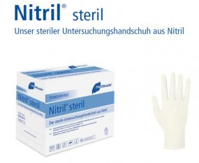 Nitril® steril, Box 50 Paar