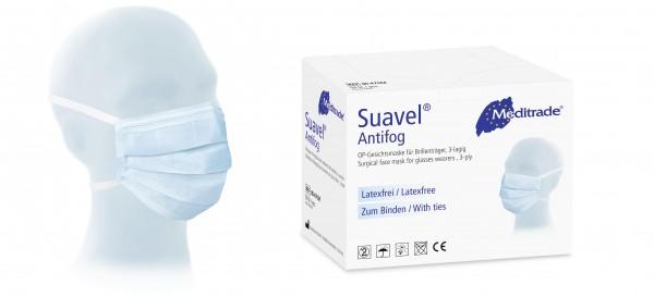 Suavel® Antifog OP-Mundschutz für Brillenträger