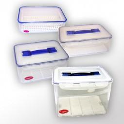 Entsorgungsbehälter ohne Tragegriff