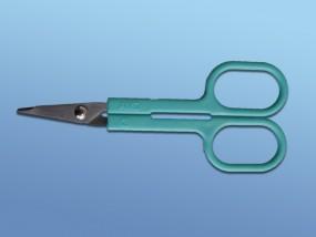 Fadenschere steril spitz - stumpf (VE 1 Stück)