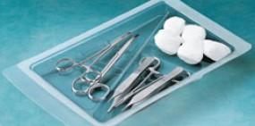 Peha®-instrument Basis Set , Einmalinstrumente, steril