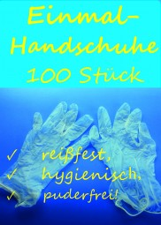 Vinyl 2000 puderfrei , Box 100 Stück