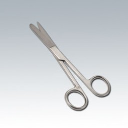 Peha®-instrument Chirurgische Schere spitz/stumpf, gerade, Einweginstrument, st