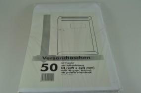 Versandtasche C4 sk mF, 50er
